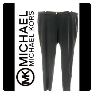 MICHAEL Michael Kors Women's Black Pants Sz. 16